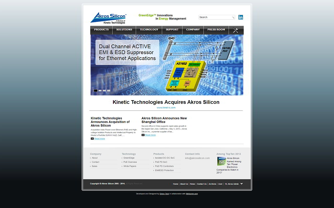 akrossilicon website2