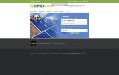 Solar Power Survey